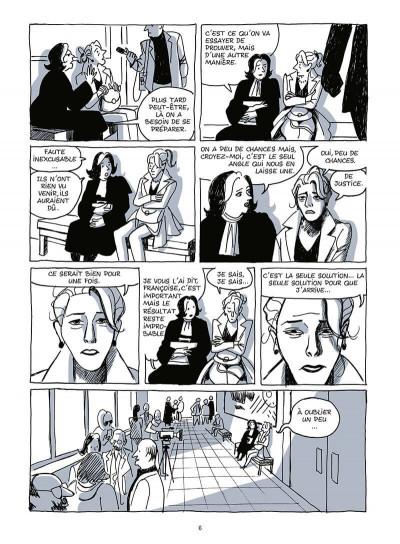 Page 7 Le travail m'a tué