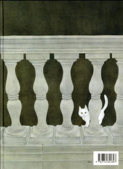 Dos Les chats du Louvre tome 2