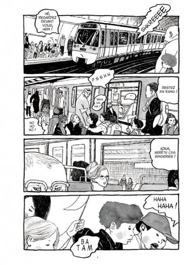 Page 4 Les chats du Louvre tome 2