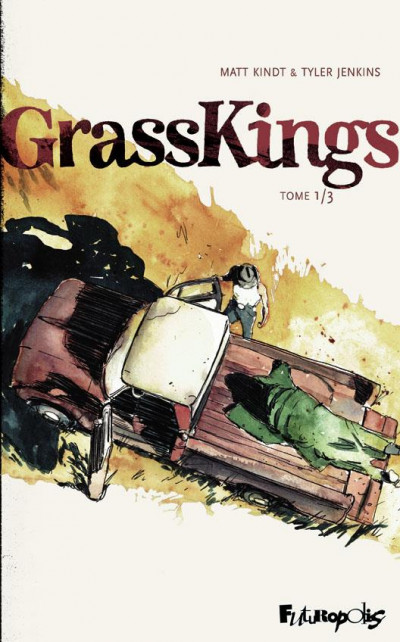 Couverture Grass kings tome 1