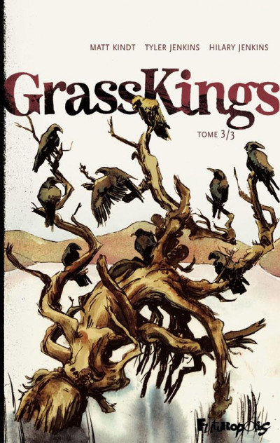 Couverture Grass kings tome 3