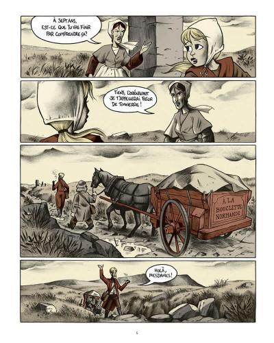 Page 6 Fleur de tonnerre