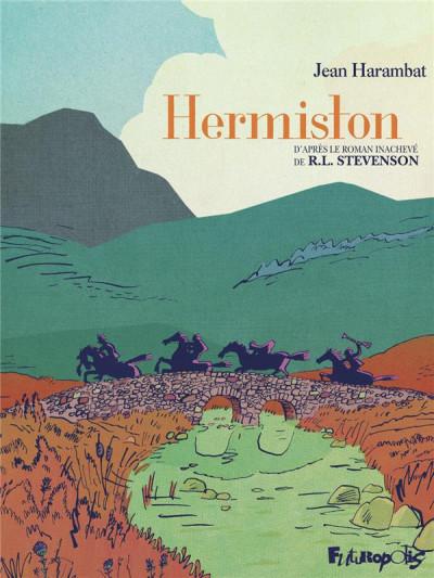 Couverture Hermiston - intégrale