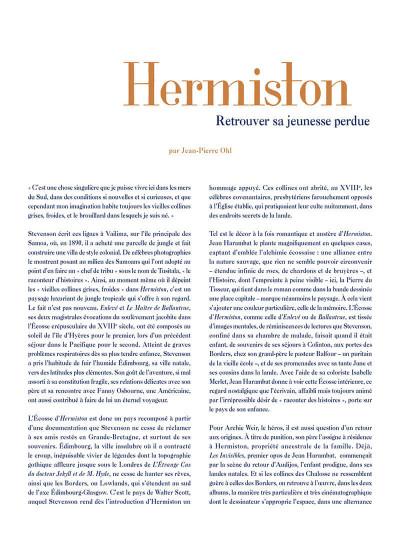 Page 4 Hermiston - intégrale