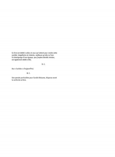 Page 5 Le choix du chômage