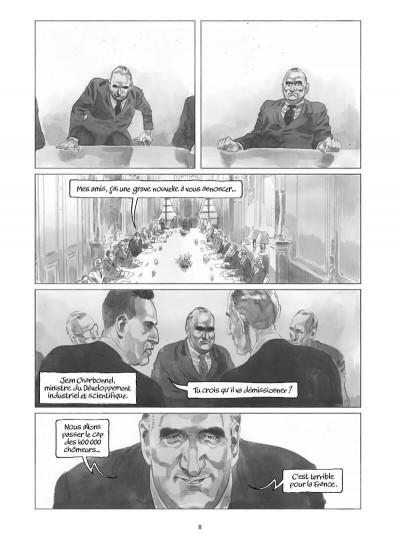 Page 9 Le choix du chômage