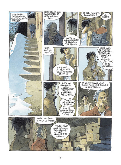 Page 8 Les couloirs aériens