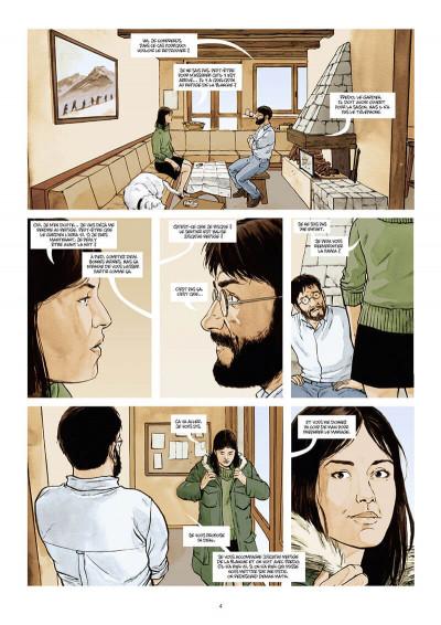 Page 5 Une vie tome 5