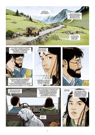 Page 6 Une vie tome 5