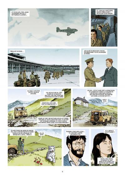Page 7 Une vie tome 5
