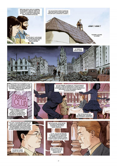 Page 8 Une vie tome 5