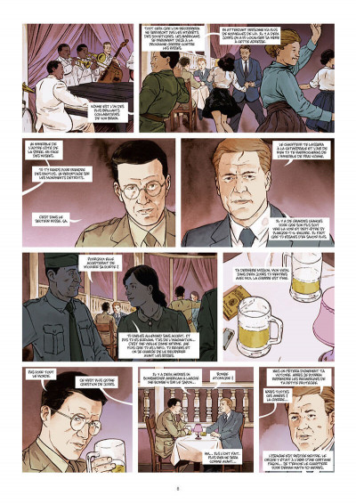 Page 9 Une vie tome 5