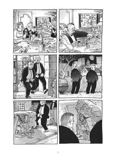 Page 8 L'avancée des travaux