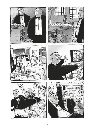 Page 9 L'avancée des travaux