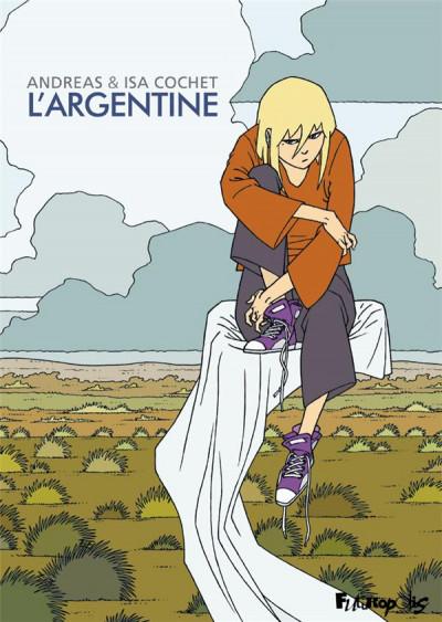 Couverture L'Argentine
