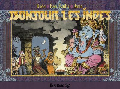 Couverture Bonjour les Indes