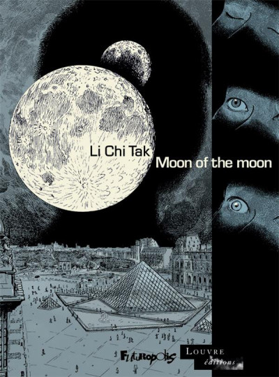 Couverture Moon of the moon