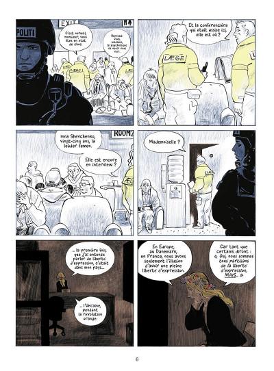 Page 7 Prénom : Inna tome 1