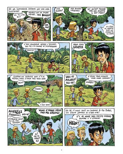 Page 5 Pas de pitié pour les indiens