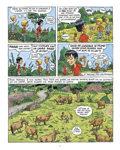 Page 6 Pas de pitié pour les indiens