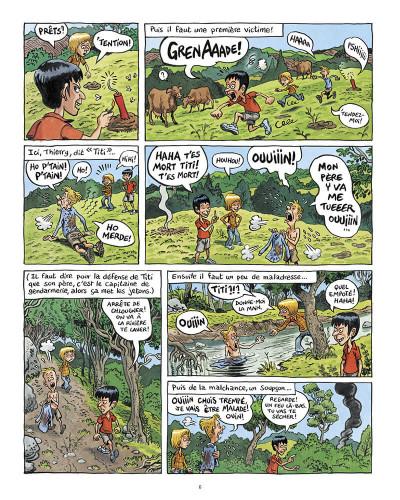 Page 7 Pas de pitié pour les indiens