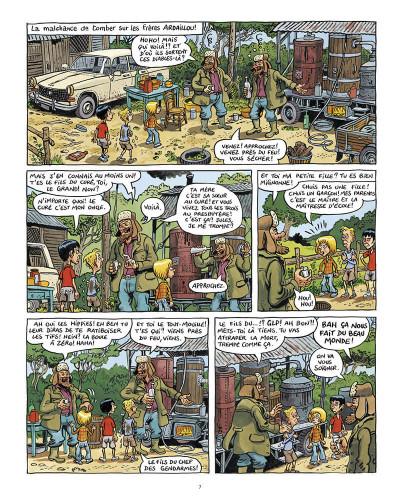 Page 8 Pas de pitié pour les indiens