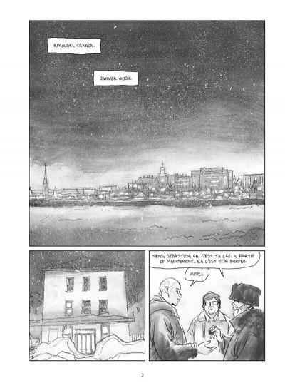 Page 4 Vers la tempête