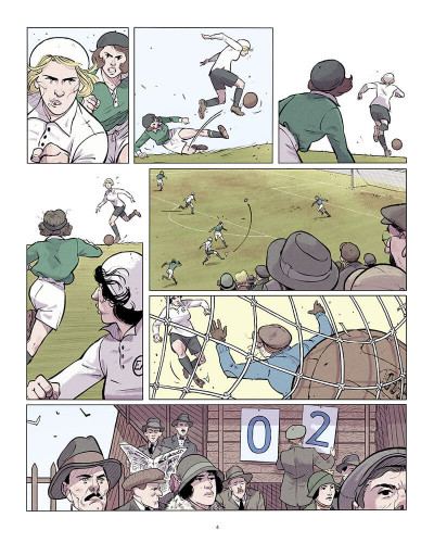 Page 5 Violette Morris tome 2