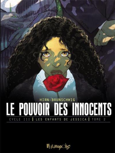 Couverture Le pouvoir des innocents - cycle 3 tome 2