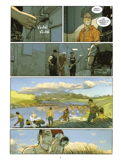 Page 4 Le pouvoir des innocents - cycle 3 tome 4