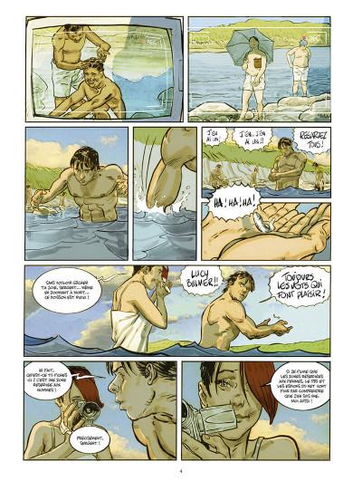 Page 5 Le pouvoir des innocents - cycle 3 tome 4