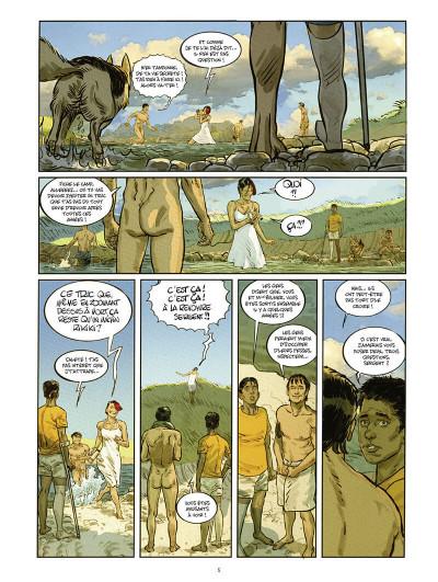 Page 6 Le pouvoir des innocents - cycle 3 tome 4