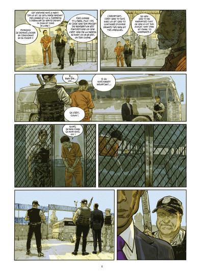 Page 7 Le pouvoir des innocents - cycle 3 tome 4
