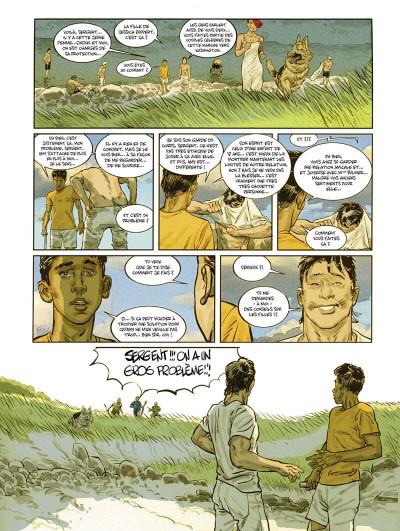 Page 8 Le pouvoir des innocents - cycle 3 tome 4