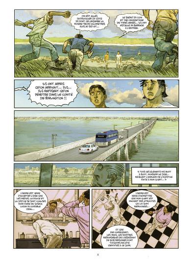 Page 9 Le pouvoir des innocents - cycle 3 tome 4
