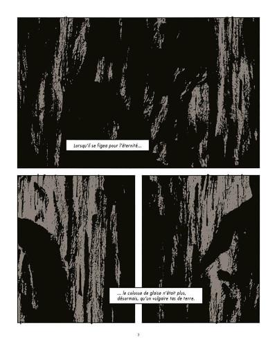 Page 4 Ne reste que l'aube