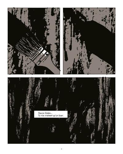 Page 5 Ne reste que l'aube