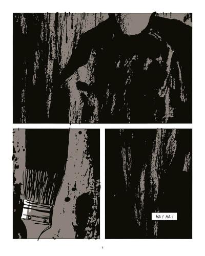 Page 6 Ne reste que l'aube