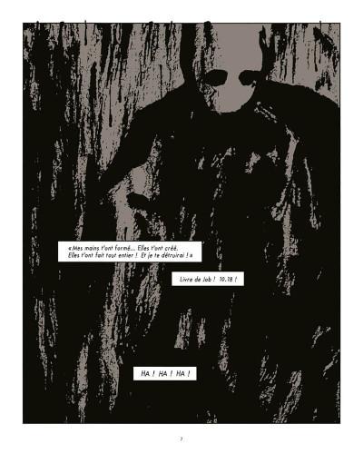 Page 8 Ne reste que l'aube
