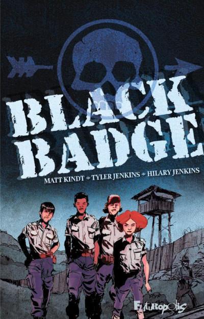 Couverture Black badge