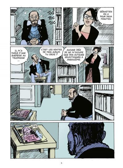 Page 6 La femme papillon