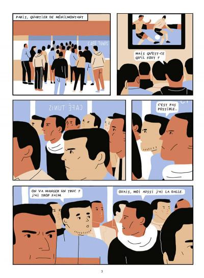 Page 4 Ce qui nous sépare