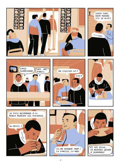Page 5 Ce qui nous sépare