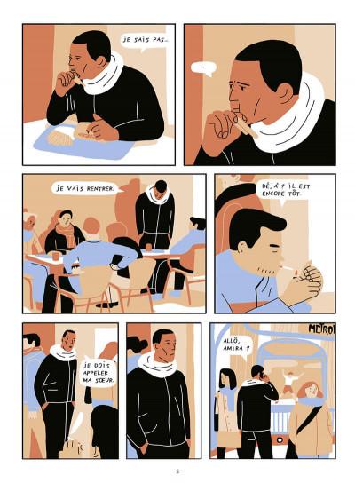 Page 6 Ce qui nous sépare