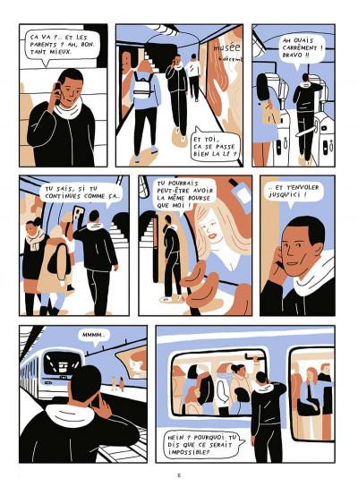 Page 7 Ce qui nous sépare