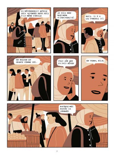 Page 8 Ce qui nous sépare