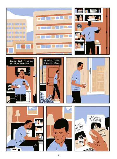 Page 9 Ce qui nous sépare