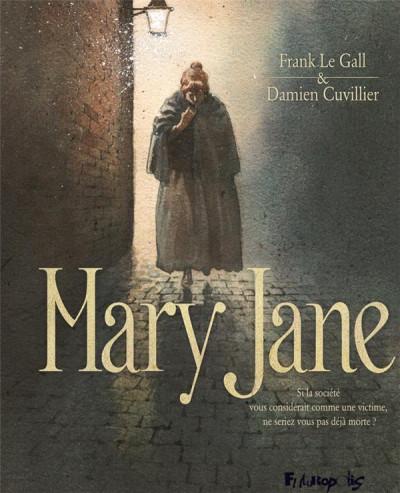 Couverture Mary Jane + ex-libris offert