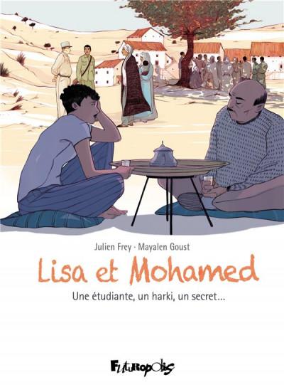 Couverture Lisa et Mohamed