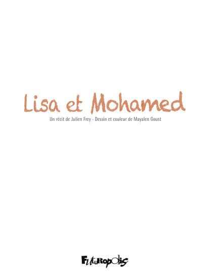 Page 2 Lisa et Mohamed